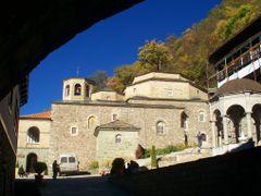 Манастирски комплекс -Св. Јован Бигорски-The monastery complex o by <b>b.onosimoski</b> ( a Panoramio image )