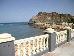Bay on the Omani Gulf by <b>Andreas B. Otte</b> ( a Panoramio image )