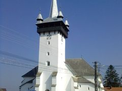 Reformed Church, Crasna, Salaj County, Romania........ by <b>nicu.farcas</b> ( a Panoramio image )