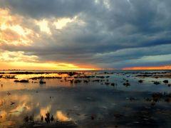 Gewitterwolken am Abend by <b>EA. Stoick</b> ( a Panoramio image )