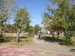 in central garden by <b>Batjav Tsanjid</b> ( a Panoramio image )
