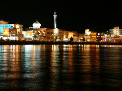 Corniche by Nigth by <b>Andreas B. Otte</b> ( a Panoramio image )