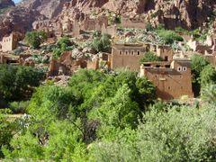 Oumesnate Village by <b>elakramine</b> ( a Panoramio image )