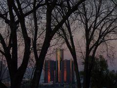 Windsor - Detroit by <b>Irene Kravchuk</b> ( a Panoramio image )
