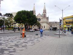 Catedral Basilica Menor de Nossa Senhora da Luz, Curitiba, Paran by <b>Kathia Erzinger Prox</b> ( a Panoramio image )