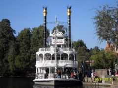 """Mark twain""""s Mississippi by <b>fe2002ah@gmail.com</b> ( a Panoramio image )"""