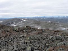 Halti summit, view towards Norway by <b>Demant</b> ( a Panoramio image )