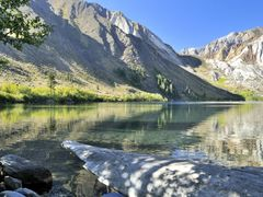 Convict Lake by <b>Hal Janzen</b> ( a Panoramio image )