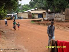 Rue Marcel PIOZZA a Bangui en Republique Centrafricaine by <b>PIOZZA Bruno-Serge</b> ( a Panoramio image )