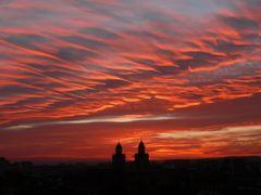 Morning Sky by <b>radu bulubasa</b> ( a Panoramio image )