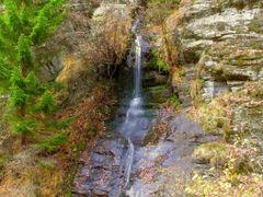 A small waterfall by <b>MioaraP-keep PANORAMIO</b> ( a Panoramio image )