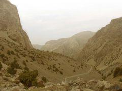 Чужая планета. Тропа на Артуч. by <b>PZS</b> ( a Panoramio image )
