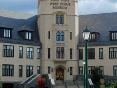 West Point Museum, US Military Academy by <b>school_1106</b> ( a Panoramio image )