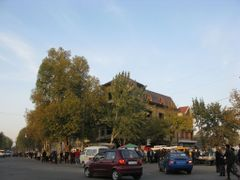 Andizhan, street by <b>igor_alay_2</b> ( a Panoramio image )
