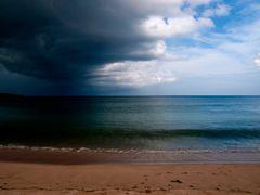 The rainy season is coming soon — Bali, Jimbaran ¦ by pilago by <b>pilago</b> ( a Panoramio image )