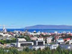 View to Reykjavik from the Pearl © Sunpixx by <b>Sunpixx</b> ( a Panoramio image )