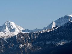 Berner Oberland - Above the timberline and the alpine meadows by <b>kurt.fotosuisse</b> ( a Panoramio image )