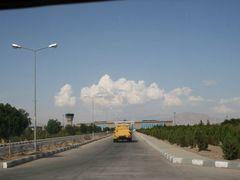 Nakhichevan Airport by <b>Arash Emami</b> ( a Panoramio image )