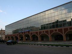 Nakhichevan Shoping center 2 by <b>Arash Emami</b> ( a Panoramio image )