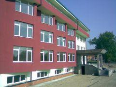 Internat - Yahya Kemal college Skopje / Uskup-http://ykc.edu.mk by <b>Ahmet Bekir</b> ( a Panoramio image )