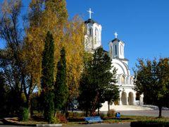 Toamna la Catedrala. by <b>Dragomir Dan</b> ( a Panoramio image )
