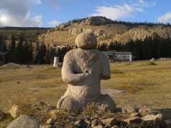 Stone man by <b>ZoLo</b> ( a Panoramio image )