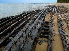 Shipwreck by <b>Lars Jensen</b> ( a Panoramio image )
