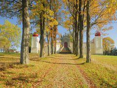 Klaster v Hedci by <b>Olda Templ Vykydal</b> ( a Panoramio image )