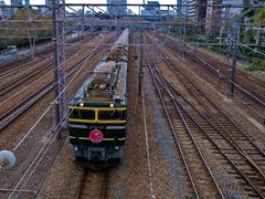 Twilight Express (Sleeper train that runs in long distance) Osak by <b>miyo0117</b> ( a Panoramio image )