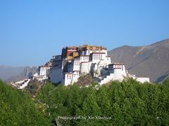 Potala Palace by <b>xiexiaohua</b> ( a Panoramio image )