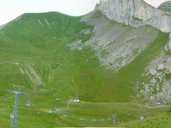 "Leysin - Tour d""Ai from the Kuklos restaurant by <b>FilipeFreitas</b> ( a Panoramio image )"