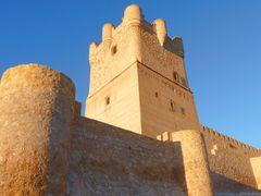 Castell de Villena 2 by <b>SocVoro</b> ( a Panoramio image )