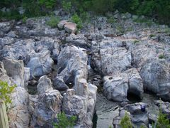 Johnson Shut-Ins before the crowd by <b>mike_schulte</b> ( a Panoramio image )