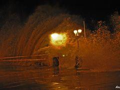 Para Chus (tres colores)-Temporal  9-11-2010 by <b>Analbor</b> ( a Panoramio image )