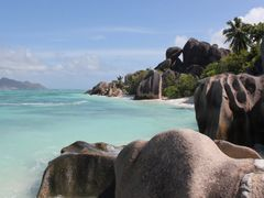"my view of Anse Source D""Argent 2010 (you tube: la digue seychel by <b>marcello...</b> ( a Panoramio image )"