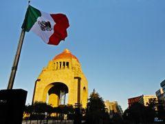 Mexico, D.F., Delegacion Cuauhtemoc, 20 de Noviembre del 2010, C by <b>Pecg17</b> ( a Panoramio image )