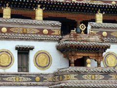 Erdene Zuu: fachada by <b>Javier Elcuaz</b> ( a Panoramio image )