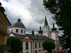 Mariazell by <b>Weller Eva</b> ( a Panoramio image )