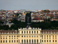 Schloss Schonbrunn, Schlosspark, Hietzing, Wien, Osterreich by <b>Hans Sterkendries</b> ( a Panoramio image )