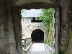 Gates and Bridge at Hochosterwitz Castle by <b>Kathi Kaiser</b> ( a Panoramio image )
