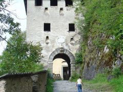 Gate at Hochosterwitz Castle by <b>Kathi Kaiser</b> ( a Panoramio image )