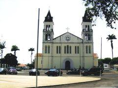 Catedral de Sao Tome e Principe by <b>Mario:Portugal</b> ( a Panoramio image )