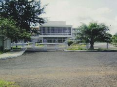 Palacio dos Congressos e Assembleia Nacional - S.Tome - Sao Tome by <b>Mario:Portugal</b> ( a Panoramio image )