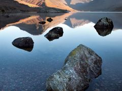 Wasdale Head From Wastwater by <b>SteveMG</b> ( a Panoramio image )
