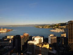 Wellington Bay by <b>Eva Kaprinay</b> ( a Panoramio image )