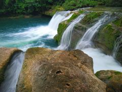 Rio Blanco falls and pool by <b>@mabut</b> ( a Panoramio image )