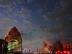Mexico, D.F., Delegacion Cuauhtemoc, En la Noche del Centenario. by <b>Pecg17</b> ( a Panoramio image )
