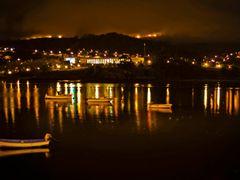 Una noche en Ferrol para Angel  ( AGONZA ) by <b>NO VIEWS  NAJI</b> ( a Panoramio image )