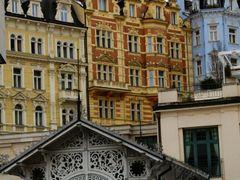 The thermal town of Karlovy Vary by <b>Christos Theodorou</b> ( a Panoramio image )