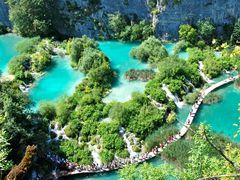 Parc Nacional dels Llacs de Plitvice by <b>angel&marta</b> ( a Panoramio image )